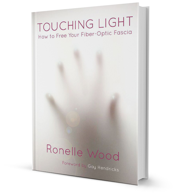 Touching Light by Ronelle Wood